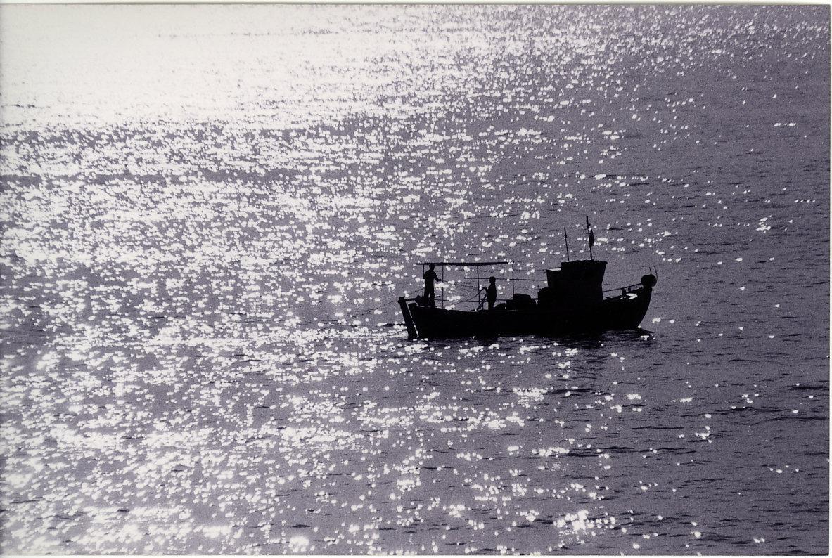 Nikolaos maragkos fishermen