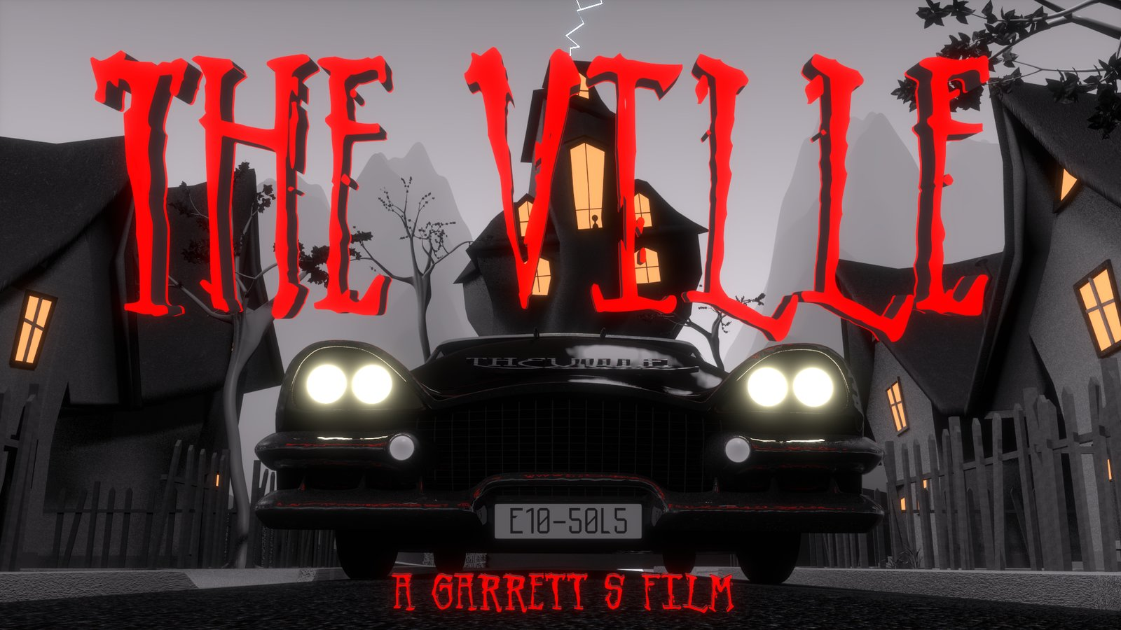 'The Ville' Poster