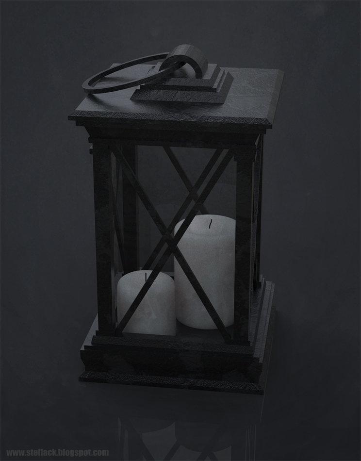 Ste flack lamp01