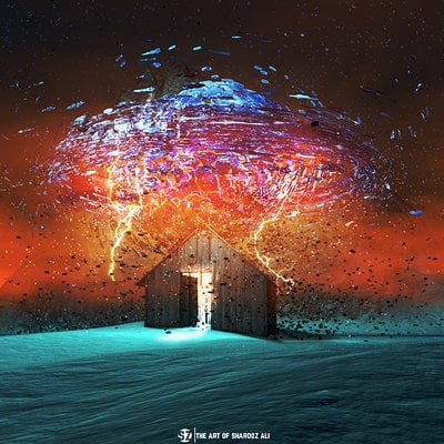 Sharooz ali blackhole