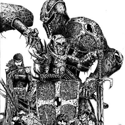 Seweryn vel baton hunters