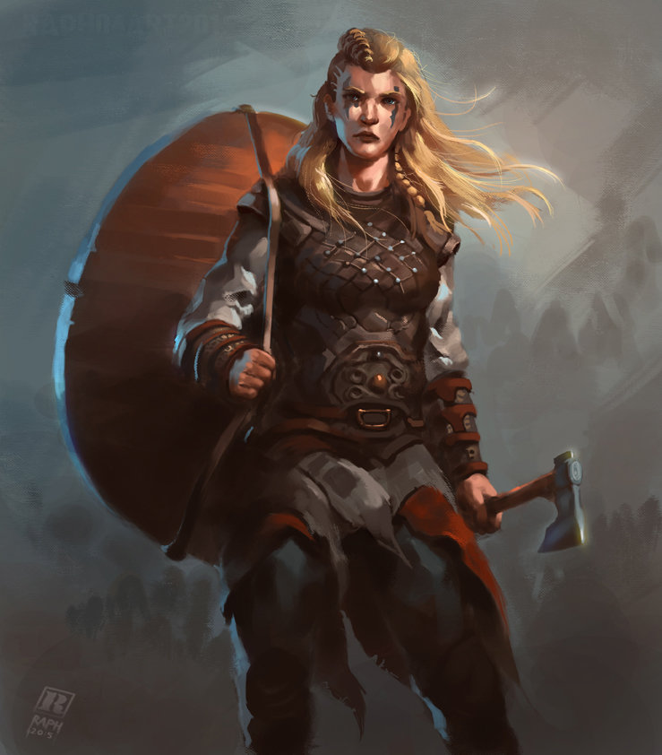 Image result for female viking