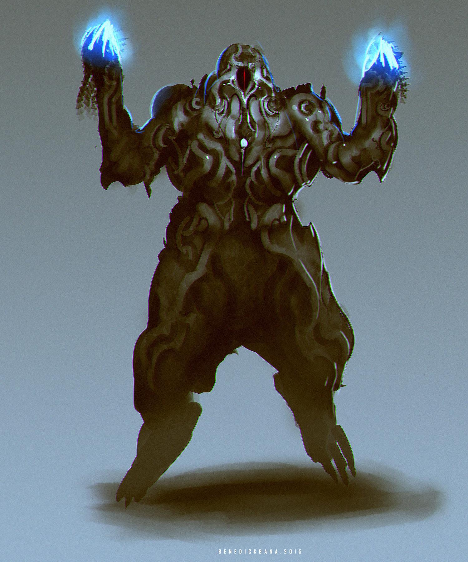 Benedick bana demon dantalion lores