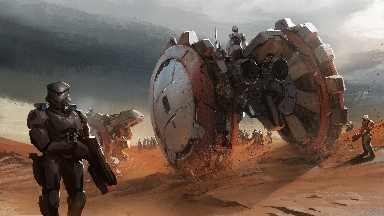 J c park war machine