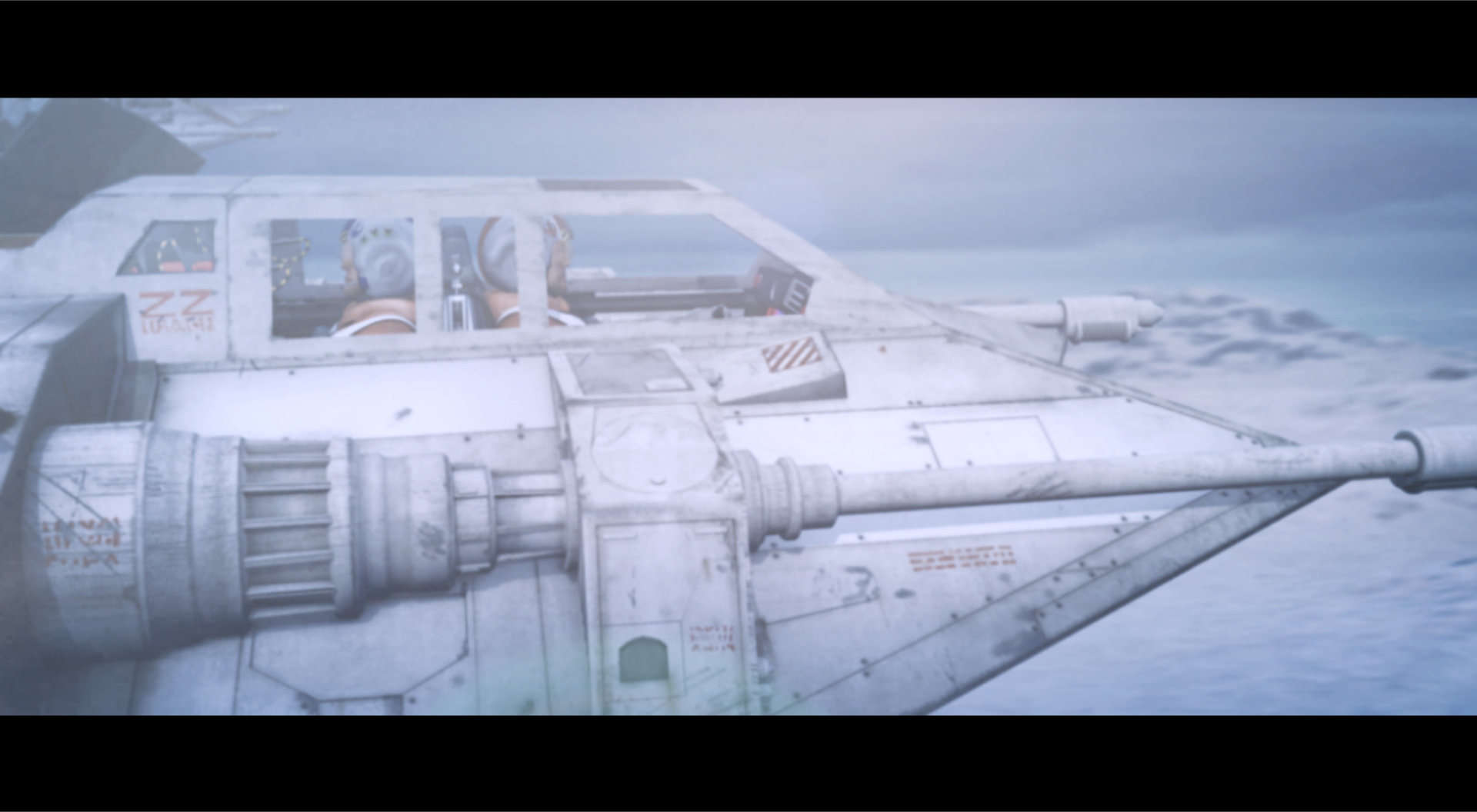 Paul massey hoth snowspeeder test 02