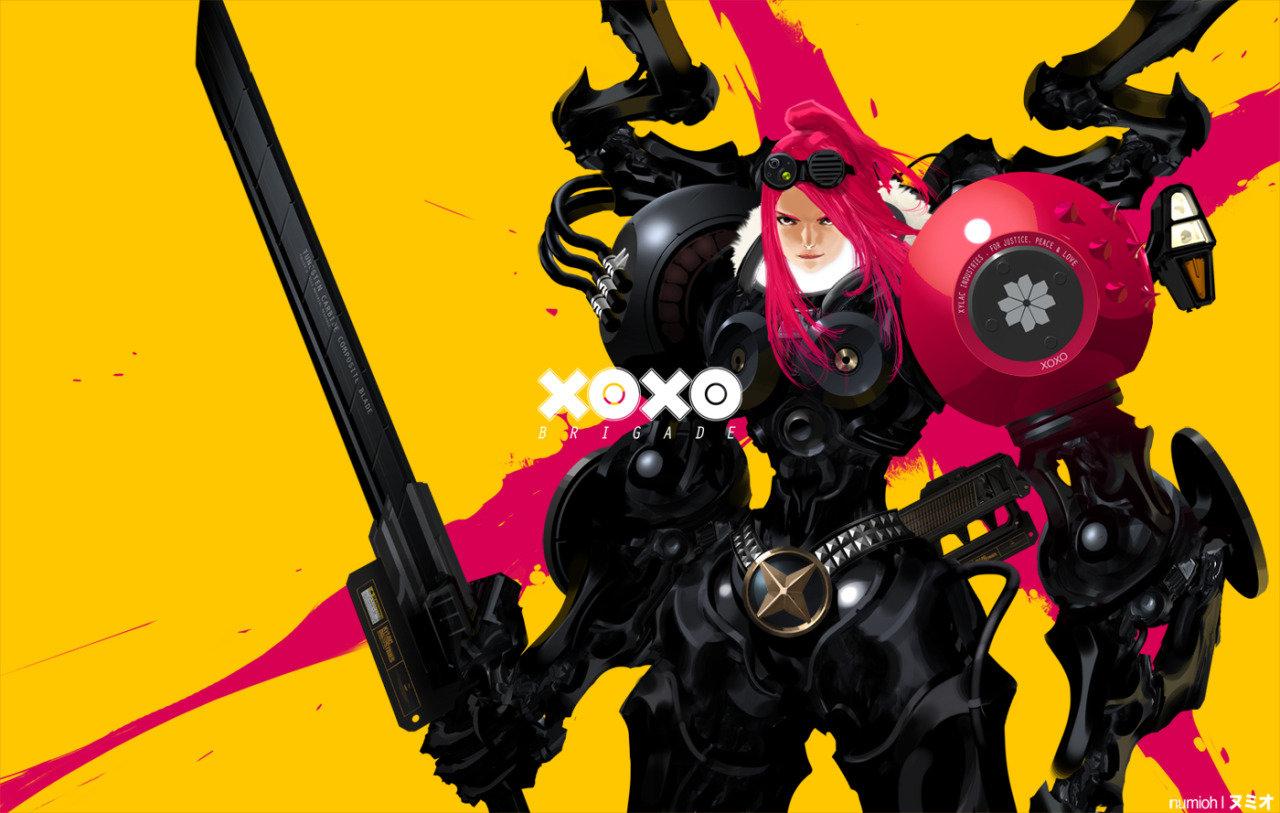 XOXO Brigade