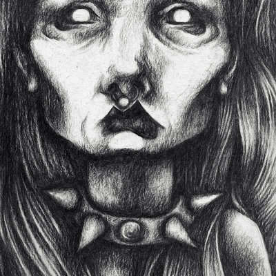 Annika frerichs self portrait