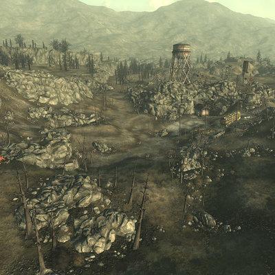Cory dornbusch fallout3 landscapework 01