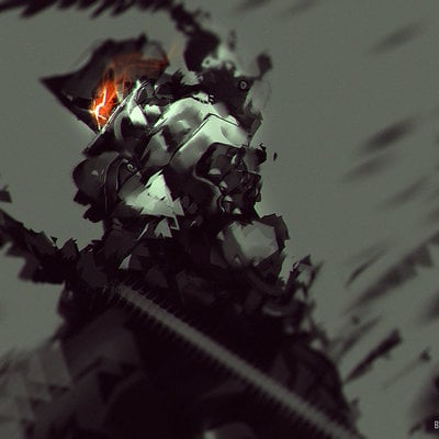 Benedick bana black knight