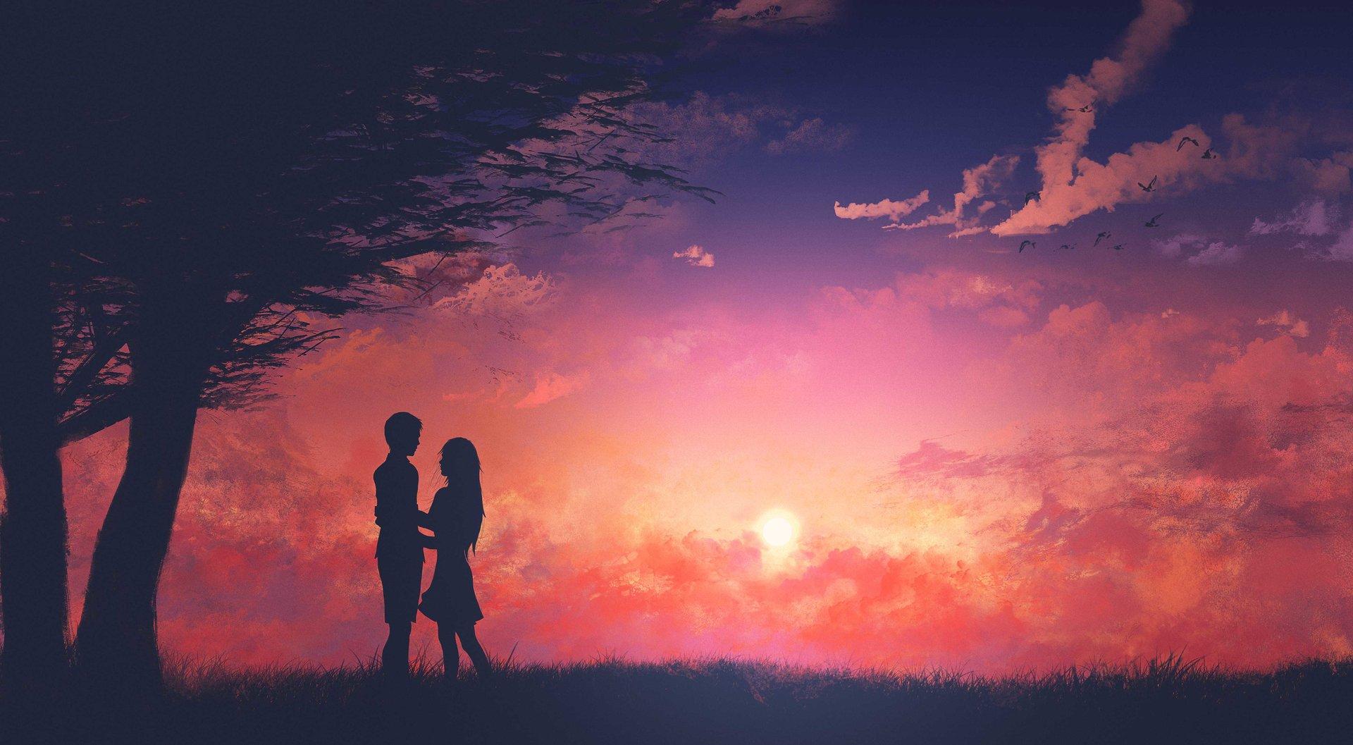 ArtStation - Anime Couple, Lucas Quadros