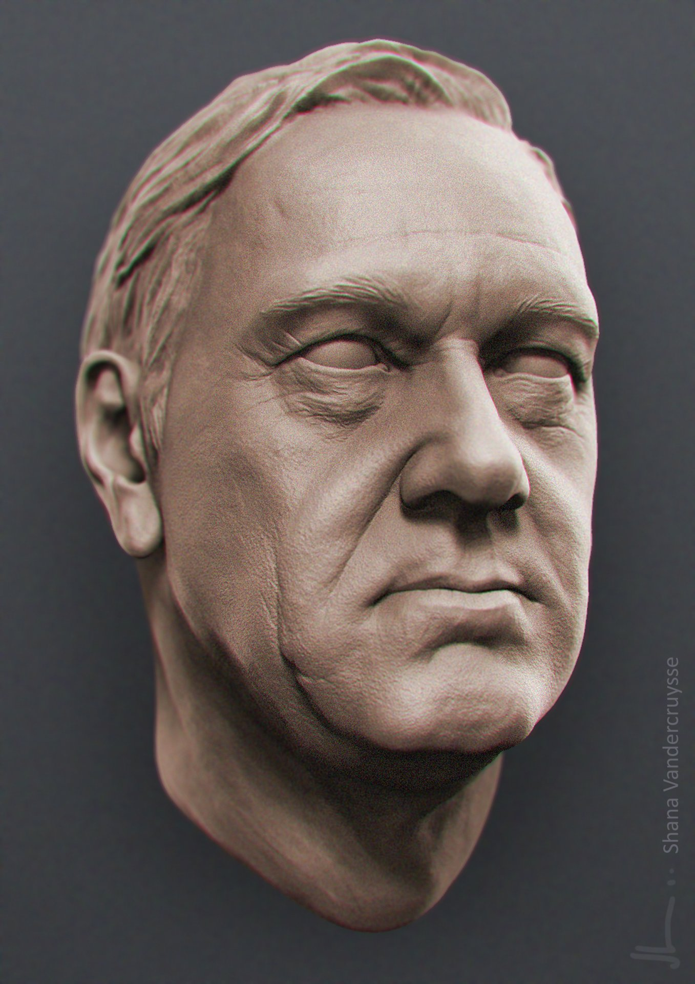 Shana vandercruysse kevinspacey clay final