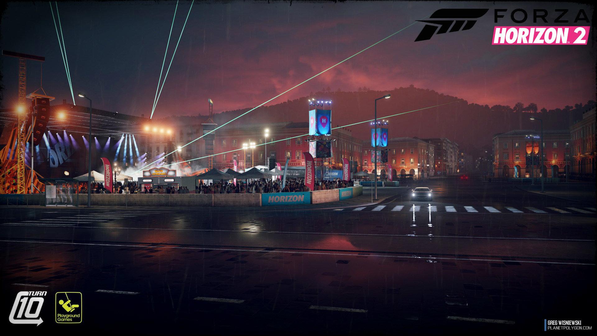 ArtStation - Forza Horizon 2 , Greg Wisniewski