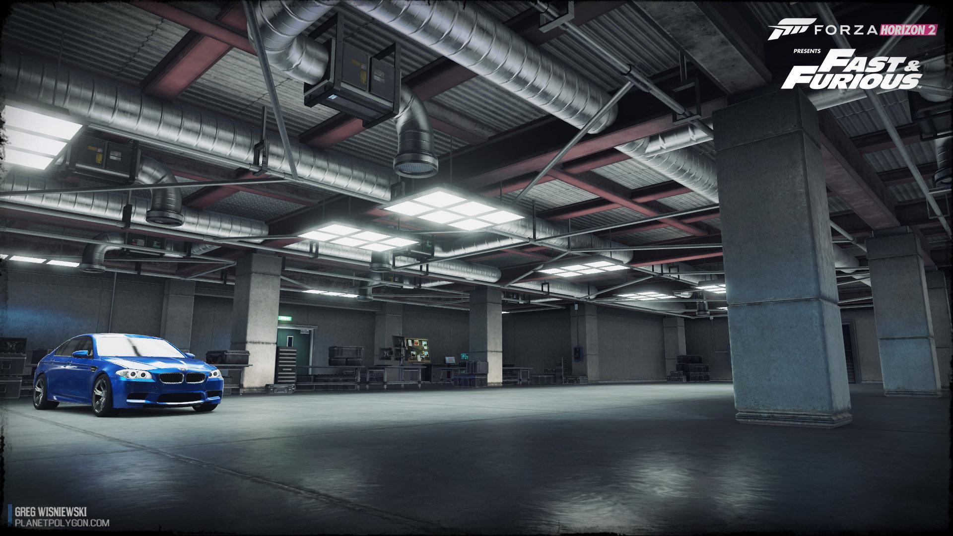 Greg Wisniewski Forza2 Garage 01