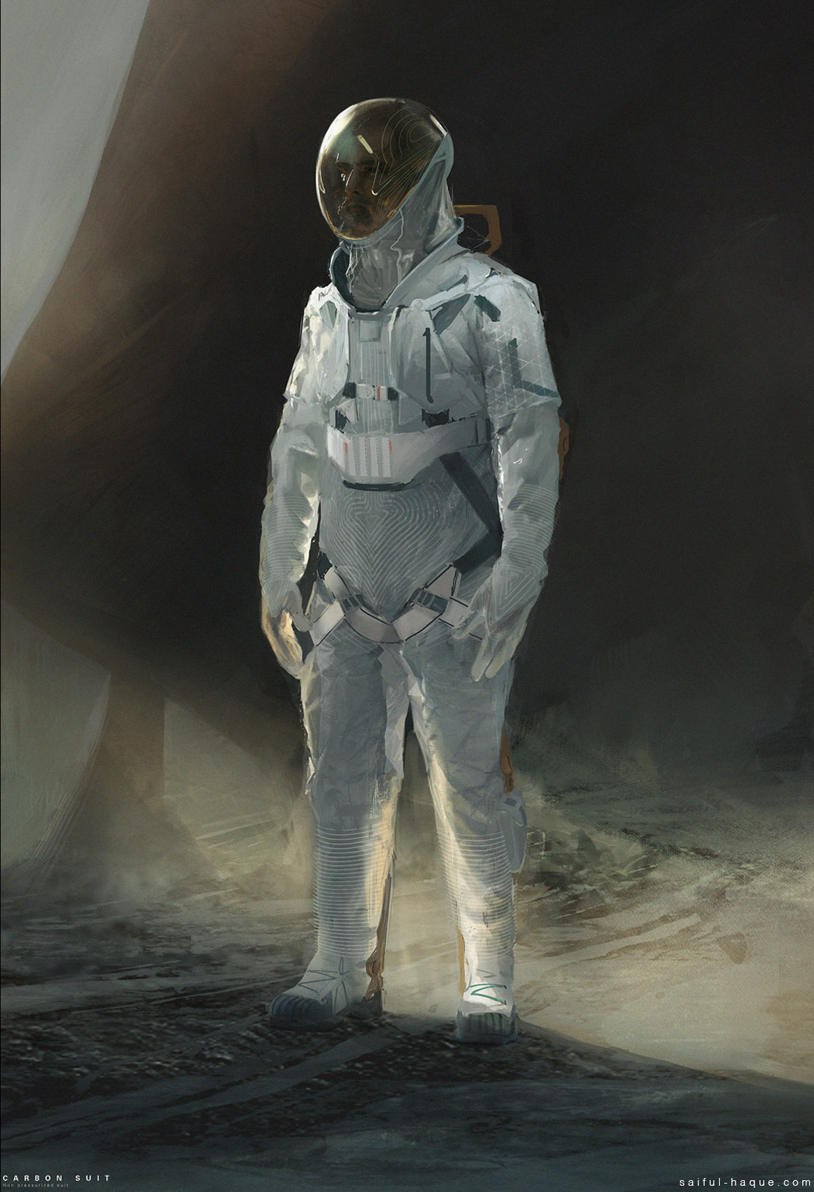 Saiful haque carbon spacesuit saifulhaque 1168