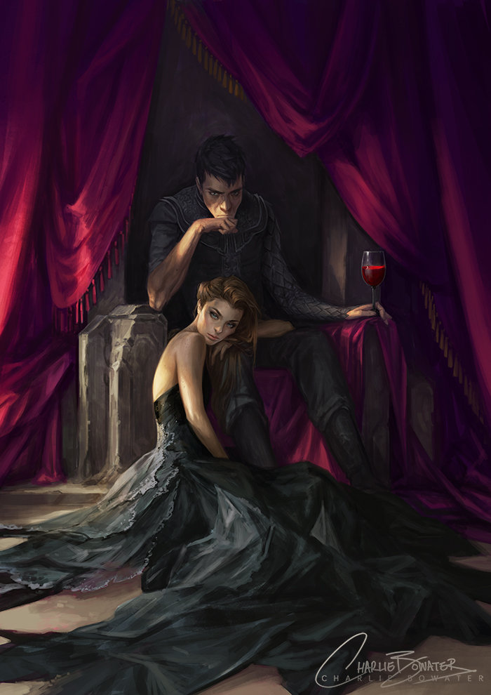 Image result for feyre charlie bowater