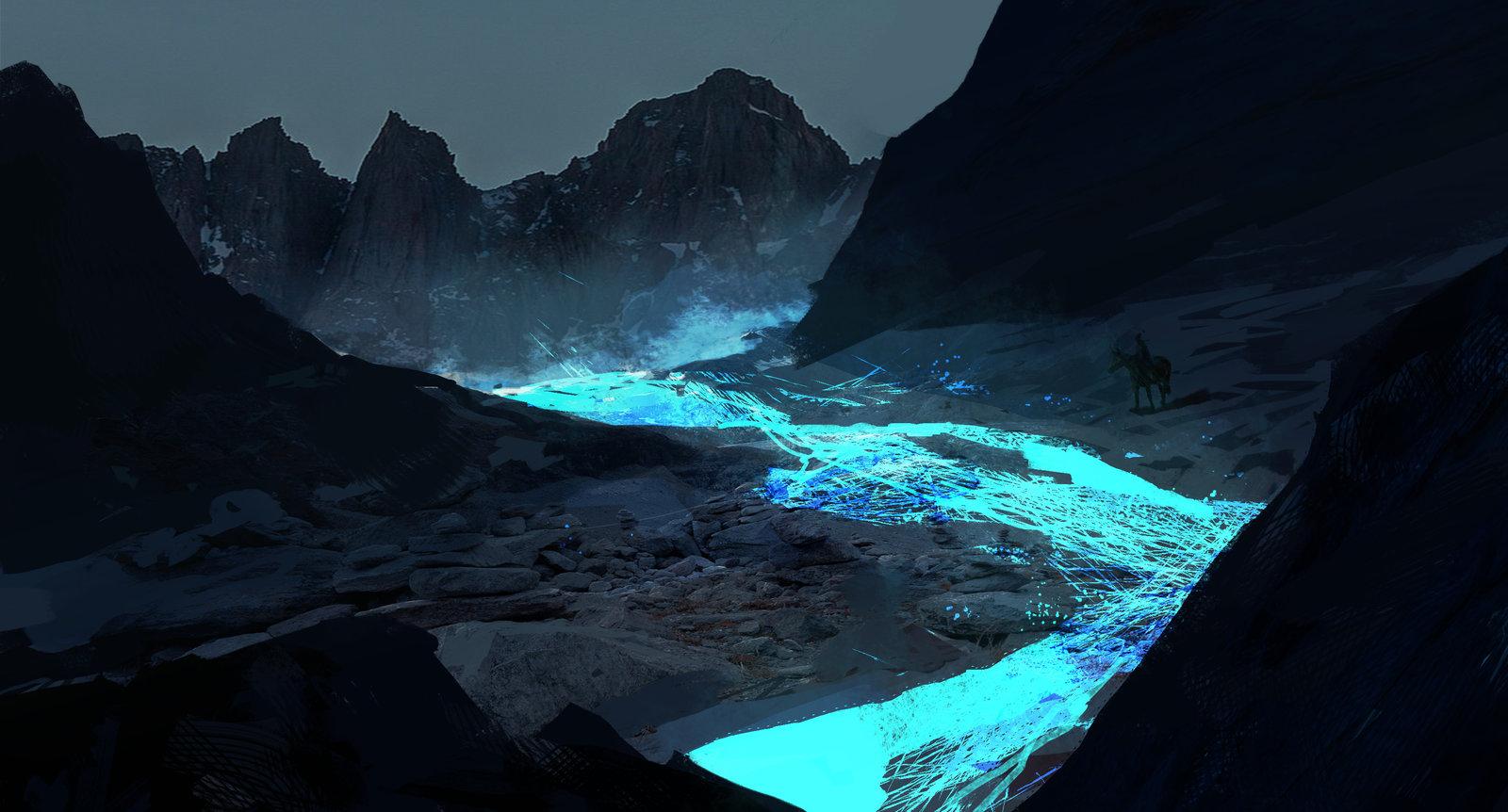 Blue Magma #2