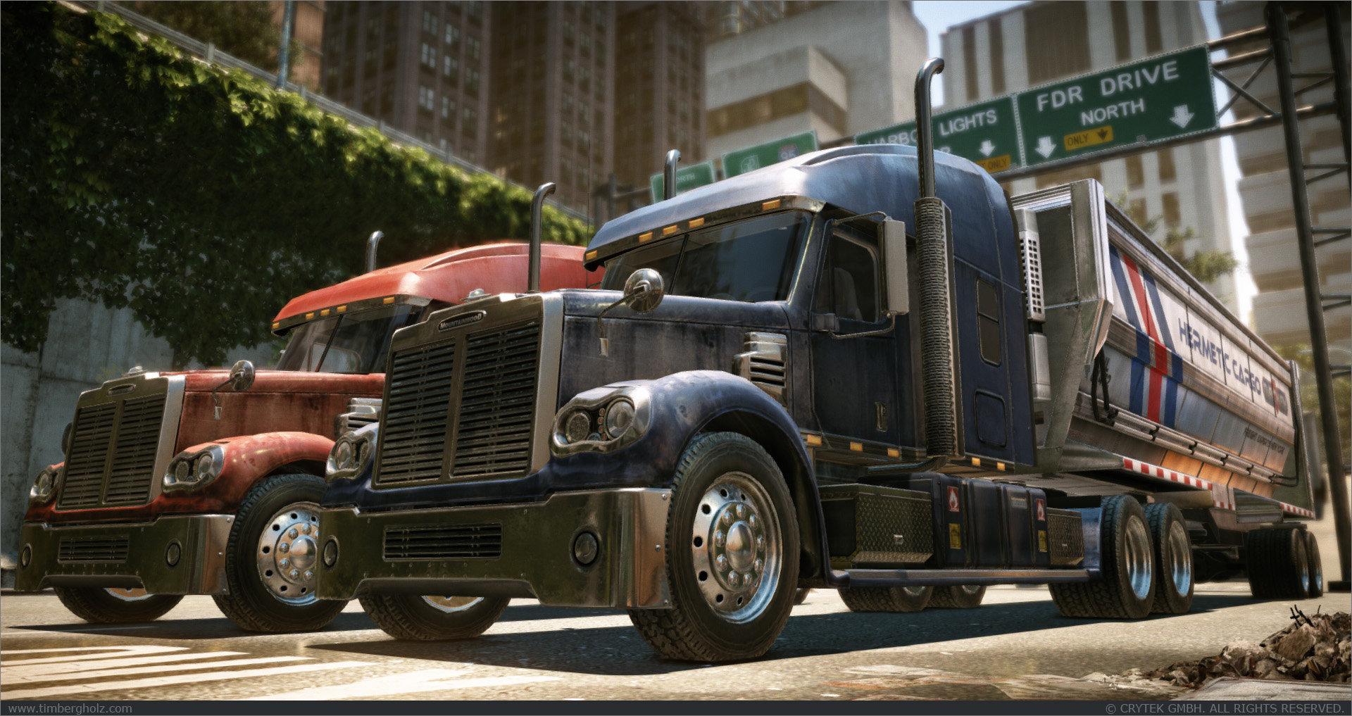 Tim bergholz trucks full