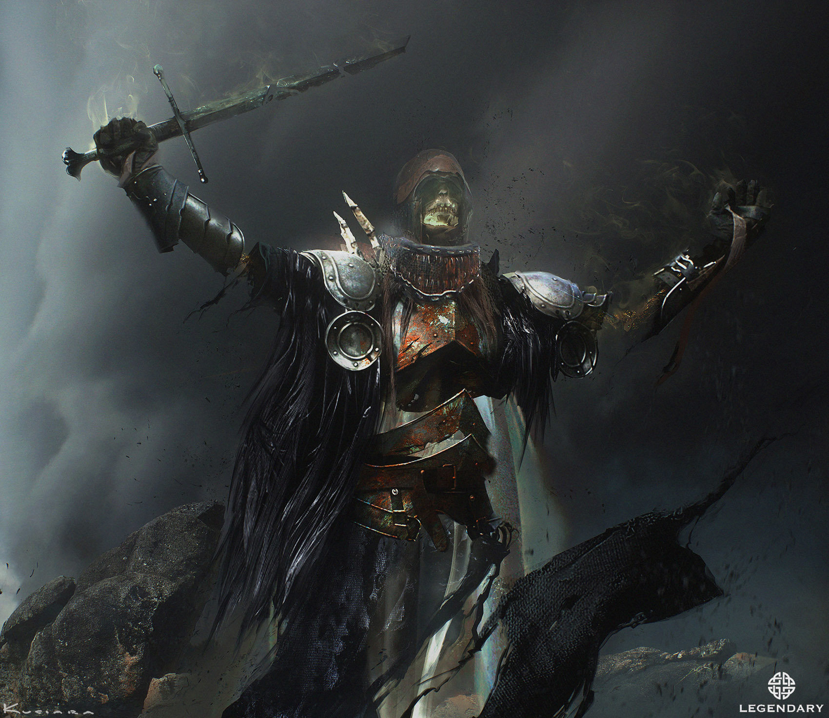 Maciej kuciara army of dead ghost v005