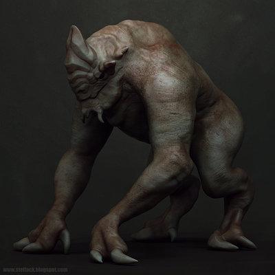 Ste flack creature16