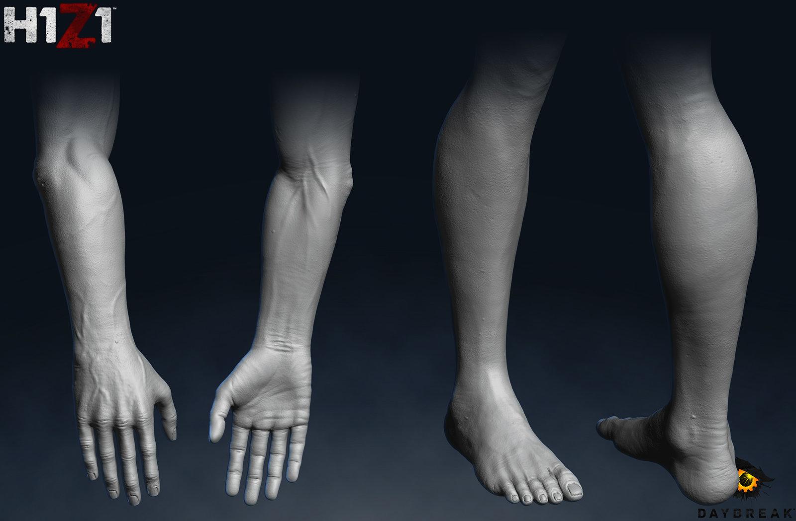 Satoshi arakawa male arms legs