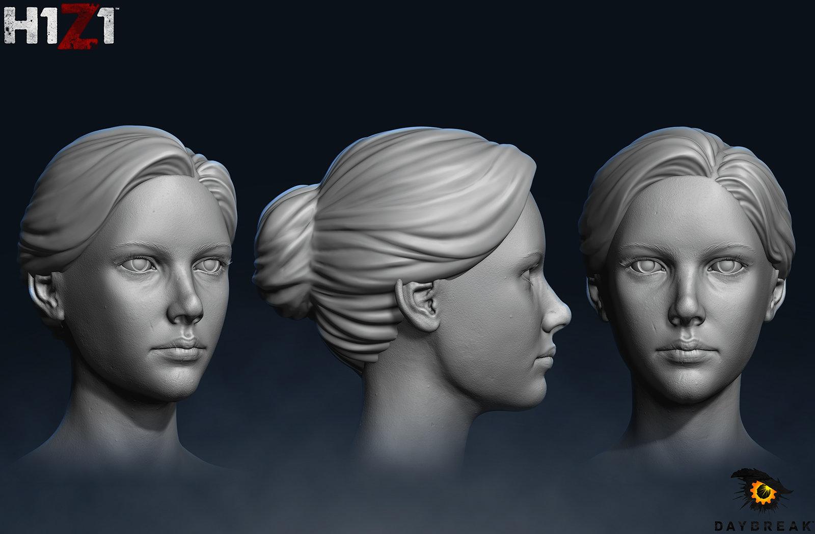Satoshi arakawa female head