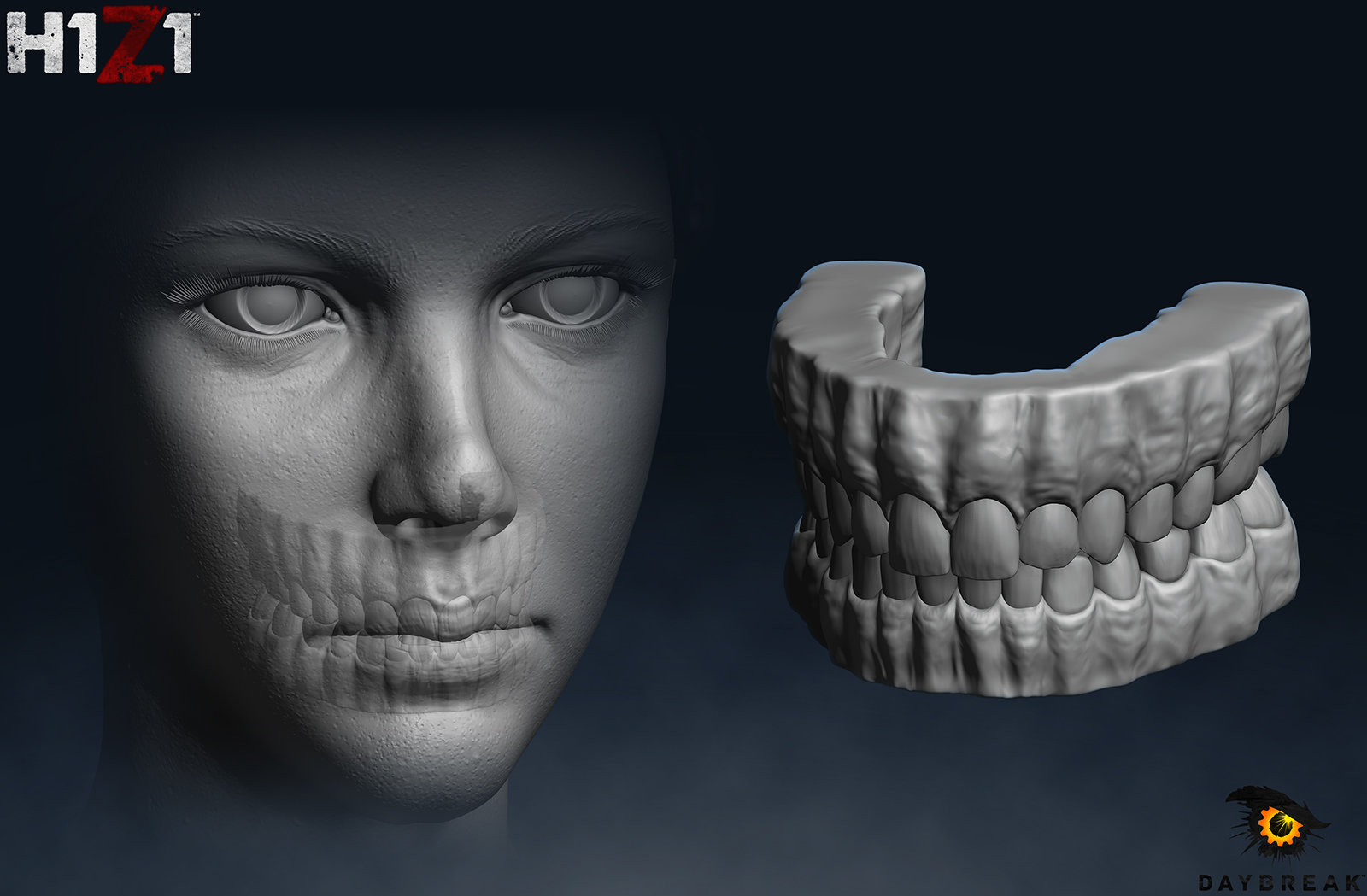 Satoshi arakawa female teeth