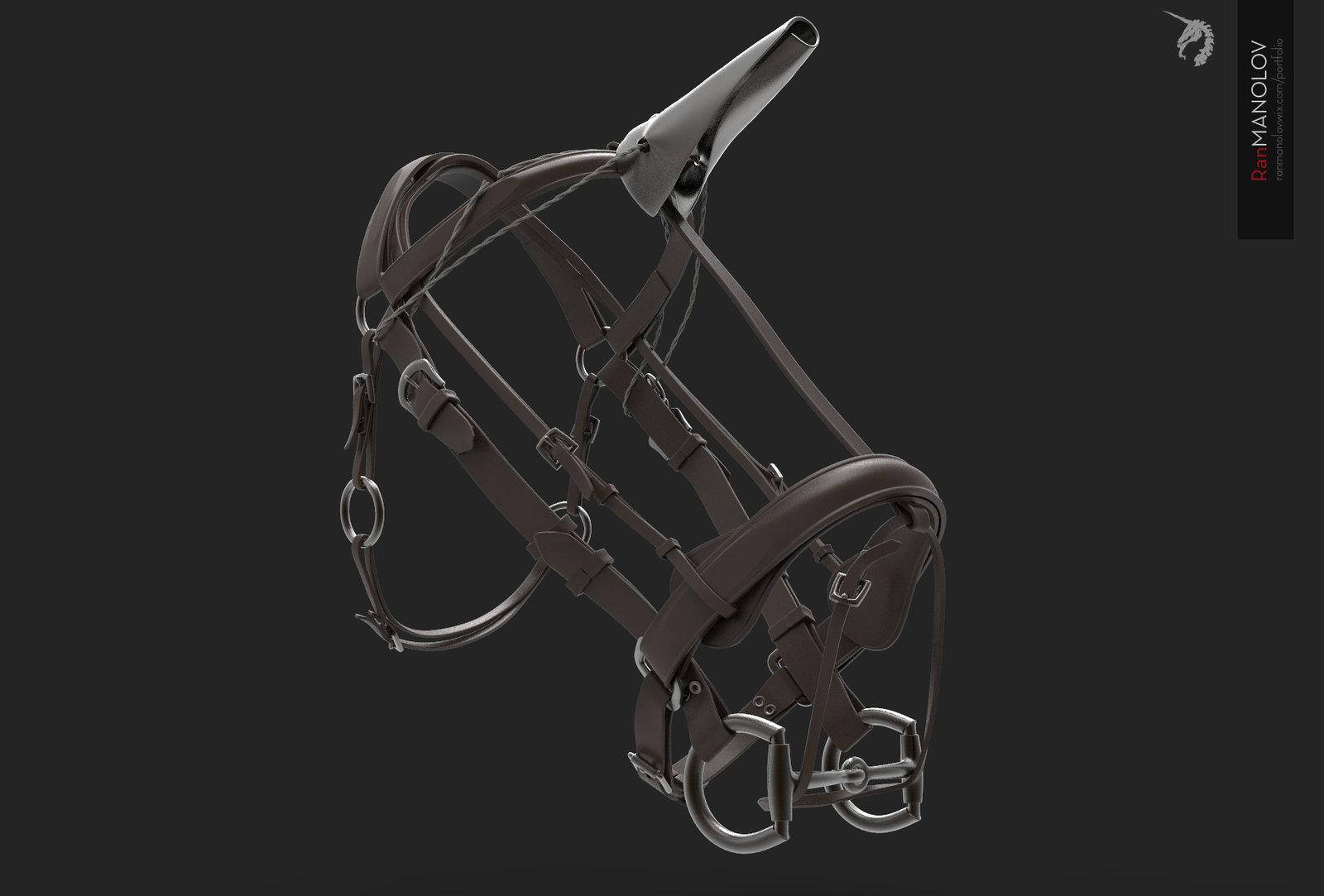 Unicorn's harness