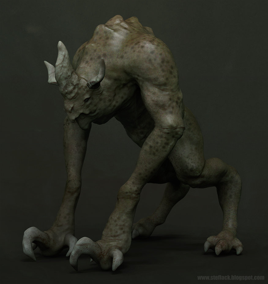 Ste flack creature17