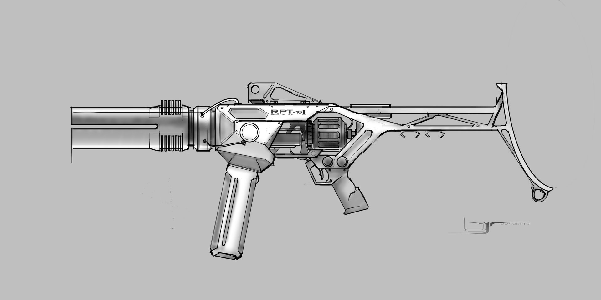Brandon richard repeater gun 01 shaded