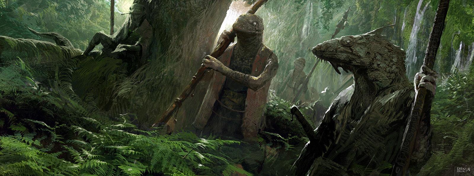 Eren arik reptile gang