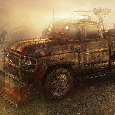Encho enchev truck1s