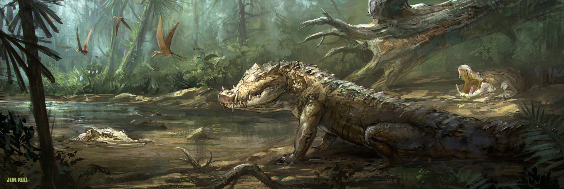 Jonathan kuo boar croc4