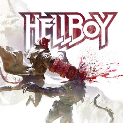 Lip comarella hellboy2