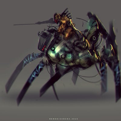 Benedick bana ruck color