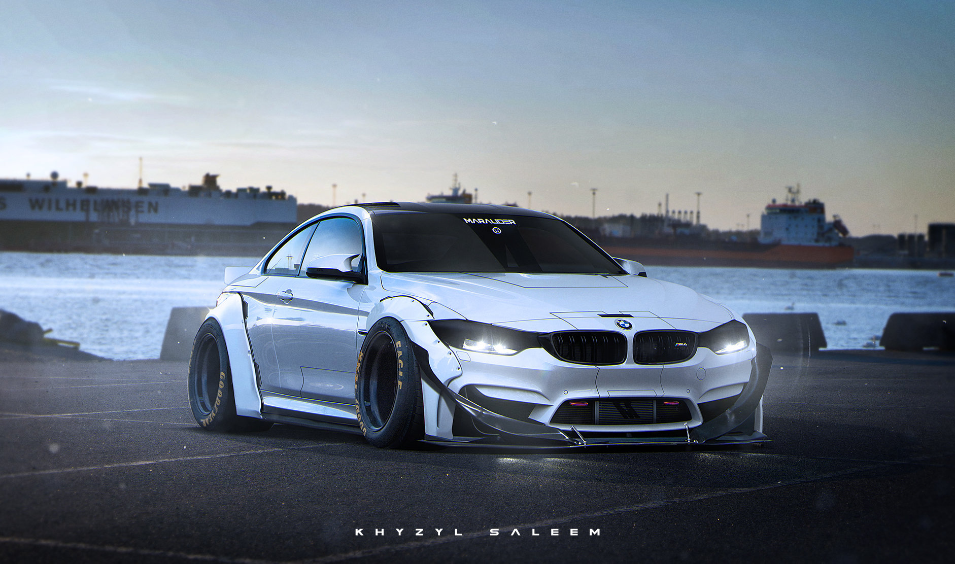 Khyzyl saleem m4low