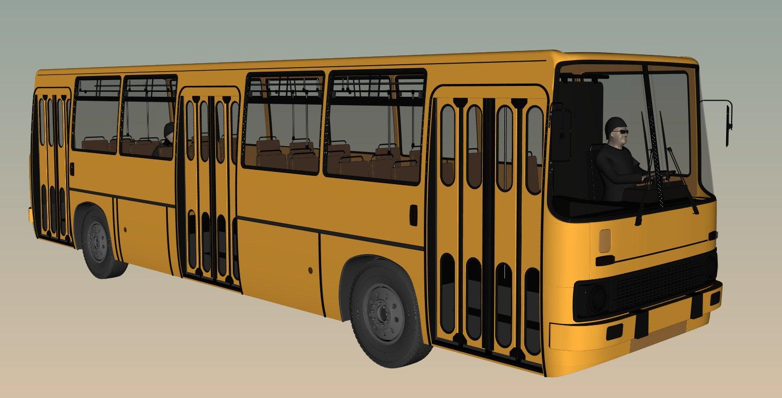 Toms seglins shop assset buss