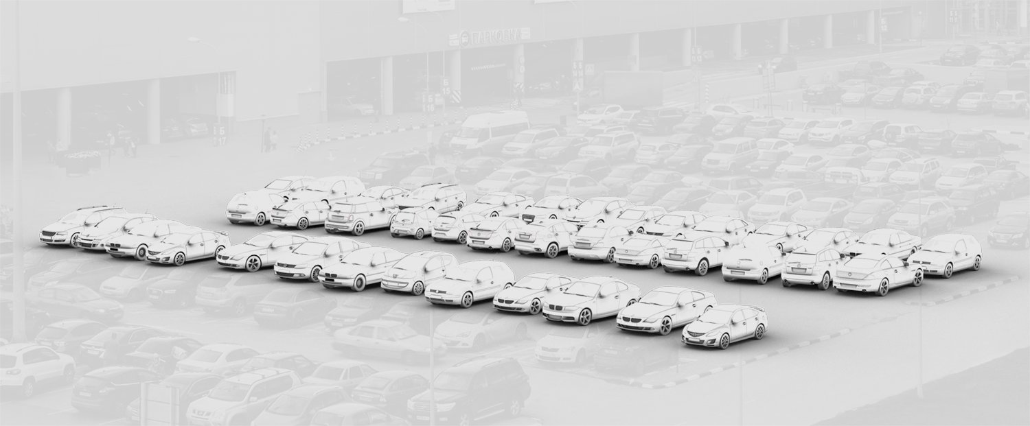 Parking Lot 1 Ambient Occlusion
