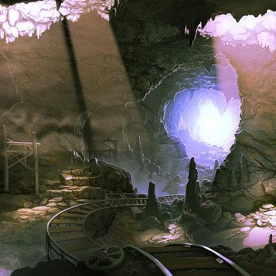 Daniel conway caves da