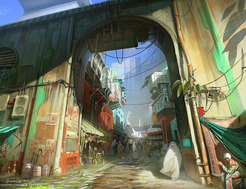 Hector ortiz wall town4b