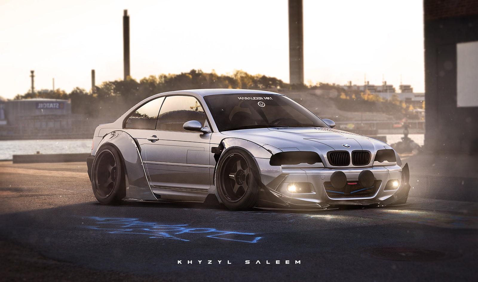 Marauder MK1