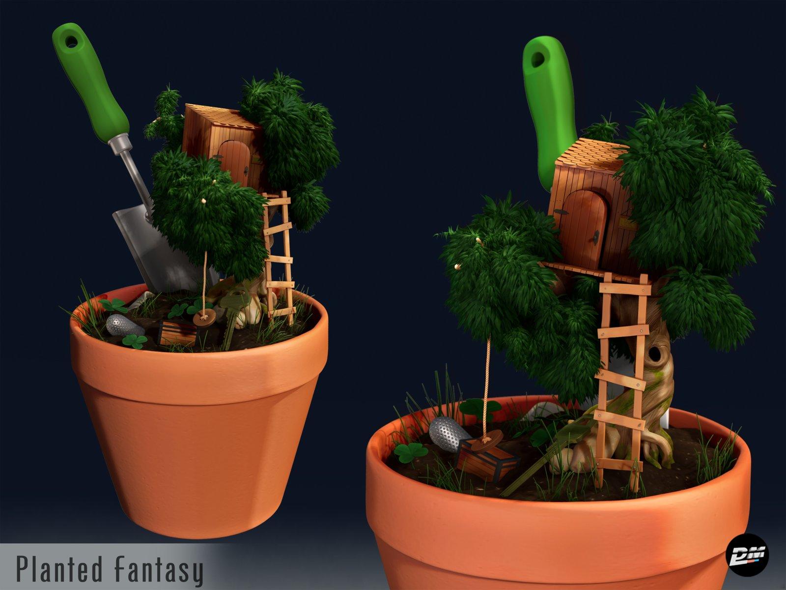 Planted Fantasy