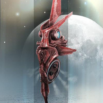 Igor puskaric battle angel by iggy design d7tiy3v