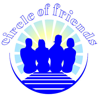 Anthony m grimaldi circle of friends logo 1