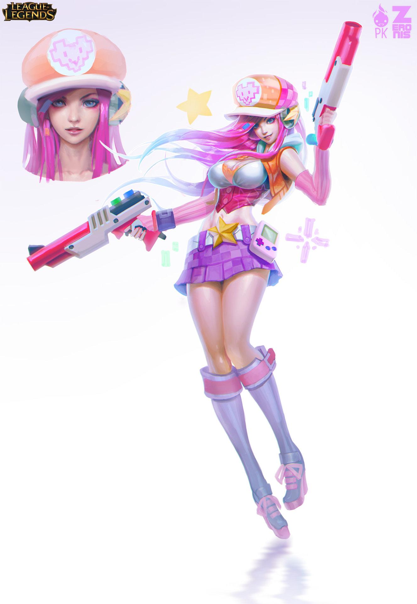 fortune costume miss Arcade