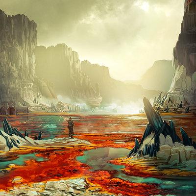 Daniel conway crystal swamp da