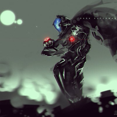 Benedick bana final superman 3 lores