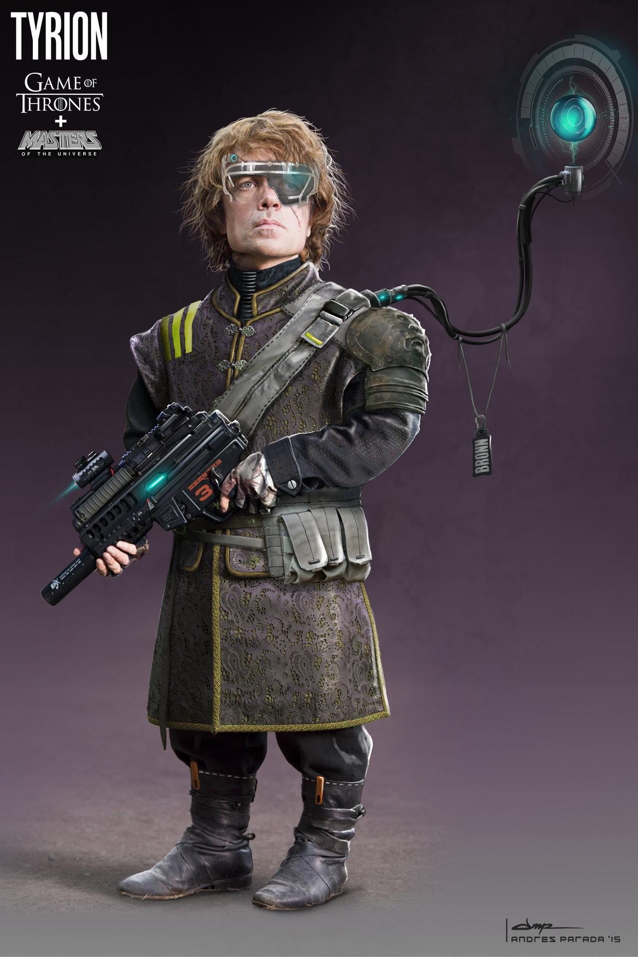 Character Game Of Thrones Concept Art