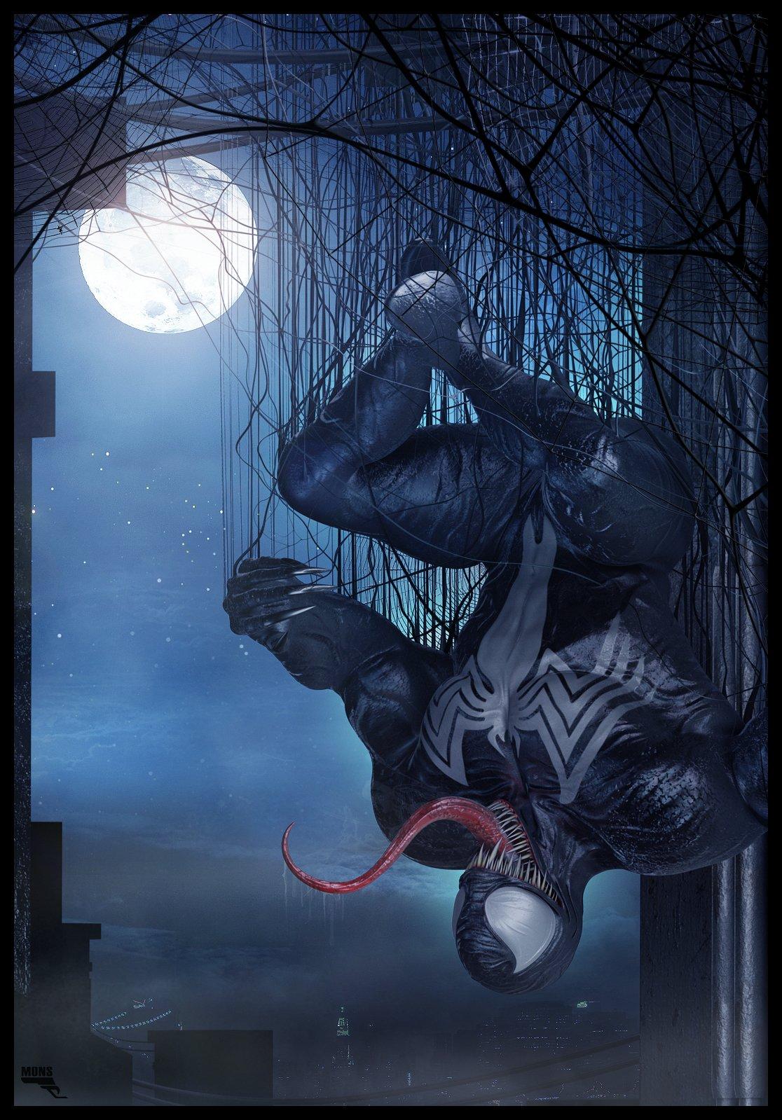 Marc mons venom 3d by marcmons007 d73el1h