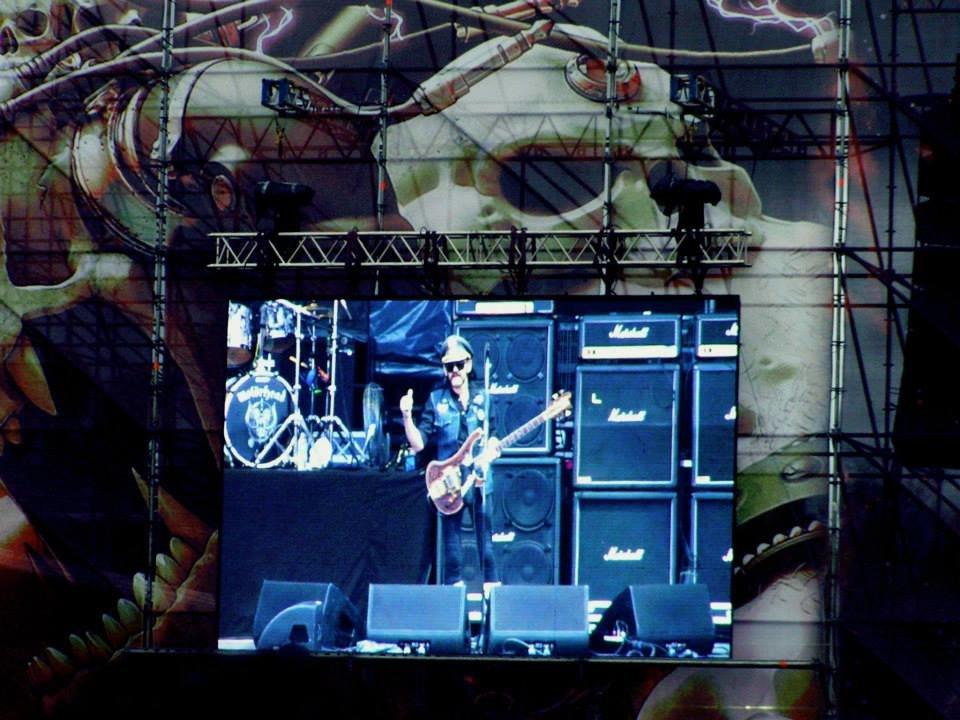 Mark van haitsma monsters of rock buenos aires 4