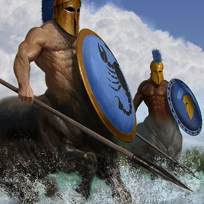 Milek jakubiec centaurs